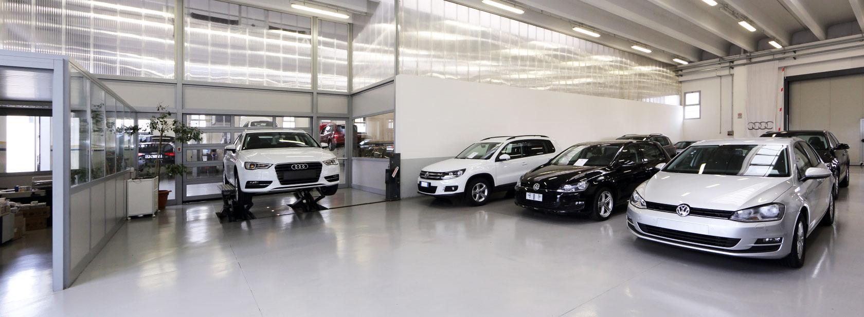 Storia dell'Azienda Auto Sperandio: 2009 - 2010