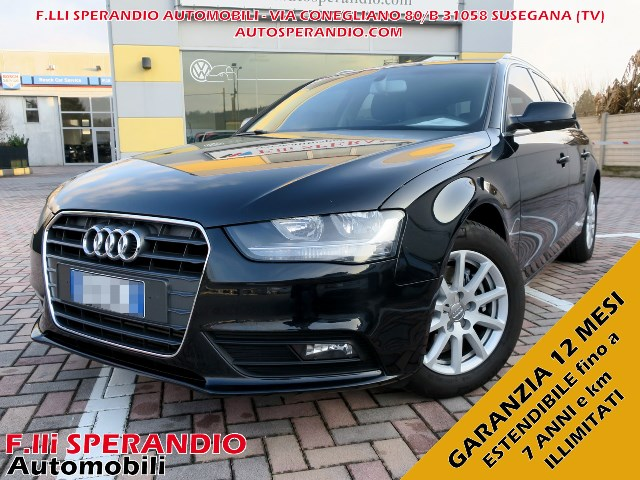AUDI A4 Avant 2.0TDI 143CV FAP multitronic Busines