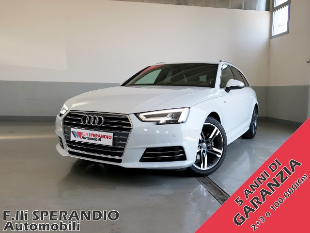 AUDIA4 Avant 2.0TDI 150CV Business Sport