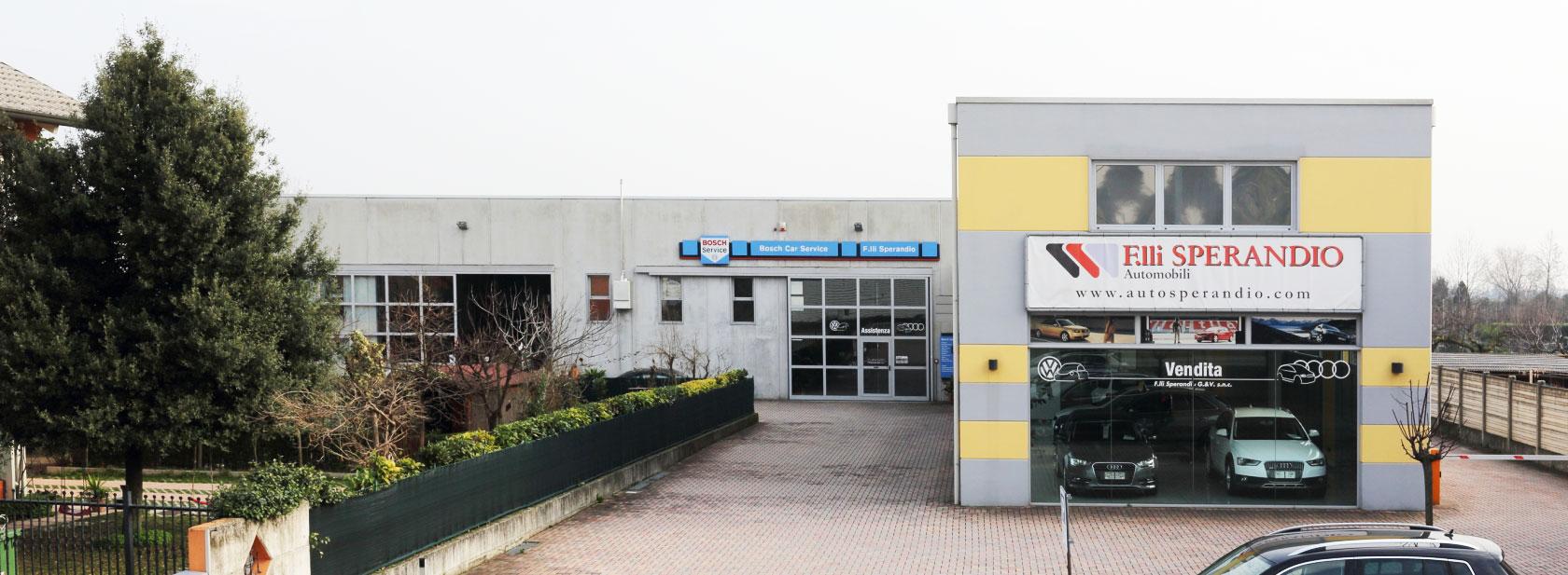 Storia dell'Azienda Auto Sperandio: 2001 - 2006