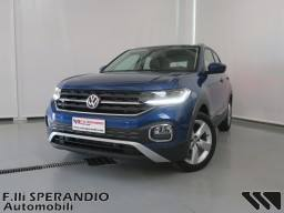 VOLKSWAGEN T CROSS 1.6TDI ADVANCED DSG 95CV 01