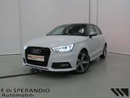 AUDI A1 SPORTBACK 1.0TFSI 115CV ATTRACTION SILVER EDITION 01
