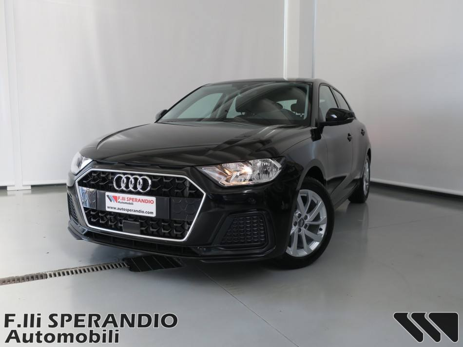 AUDI A1 SPORTBACK 30TFSI ADVANCED 115CV 01