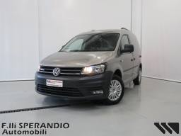 VOLKSWAGEN Caddy 1.4TGI Furgone Business 01