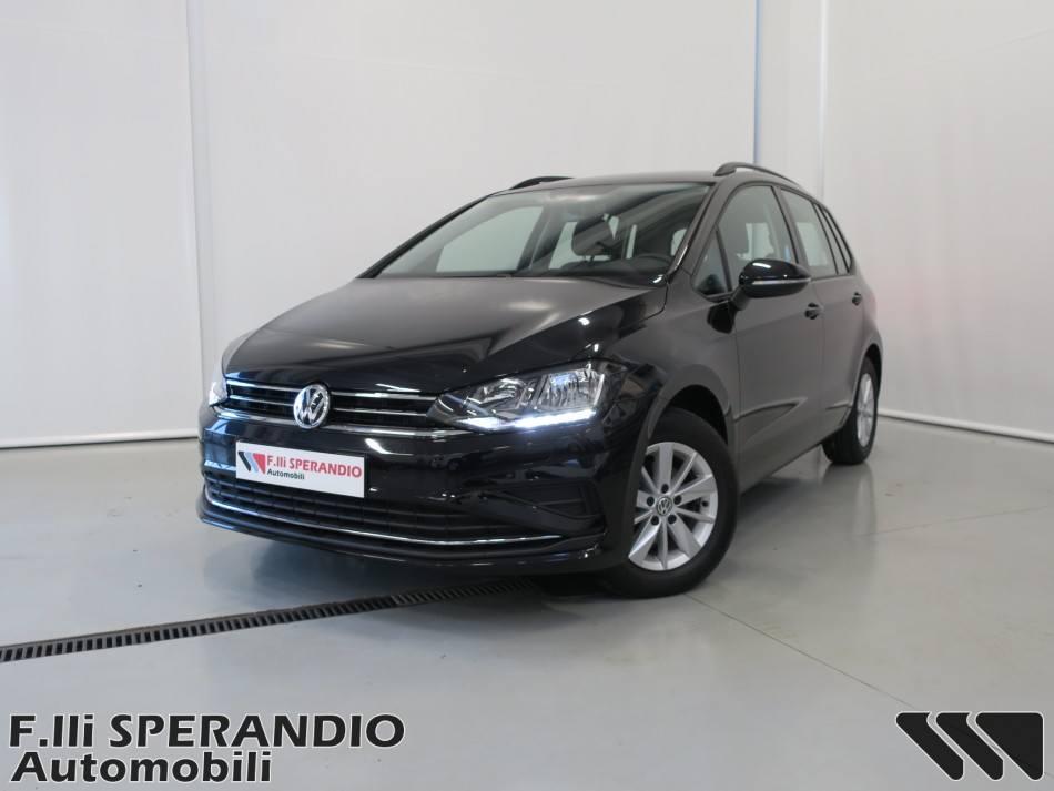 Volkswagen Golf Sportsvan 1.0TSI Comfortline 110cv BMT 01