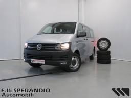 Volkswagen Transporter Kombi 2.0TDI Comfortline 150cv 01