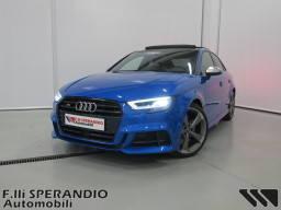 Audi S3 Sedan 2.0TFSI 300cv Quattro S Tronic 01