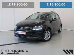 Volkswagen Golf Sportsvan 1.0TSI Comfortline 110cv BMT 01 Incentivo