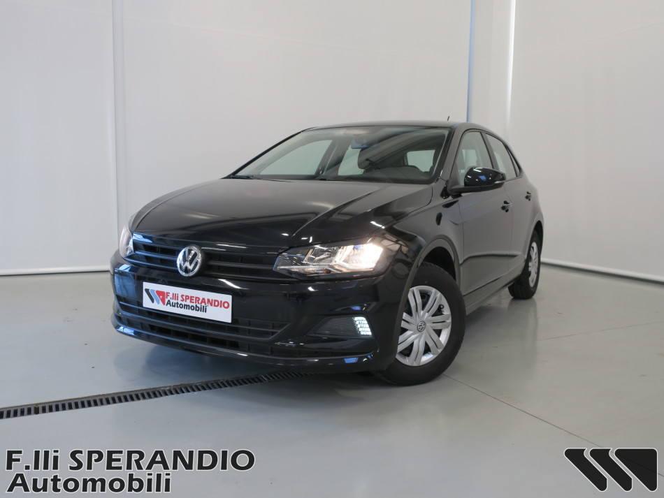 Volkswagen Polo 1.0Evo Trendline 65cv BMT 01