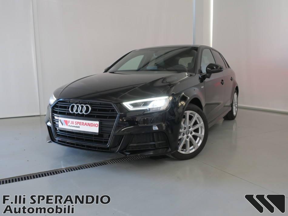Audi A3 Sportback 30TFSI Design 115cv 024332 01