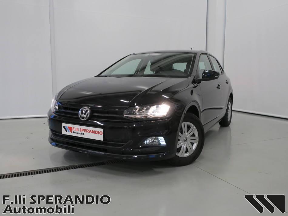 Volkswagen Polo 1.0Evo Trendline 80cv BMT 01