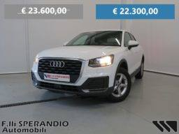 Audi Q2 30TFSI 116cv 01 Incentivo