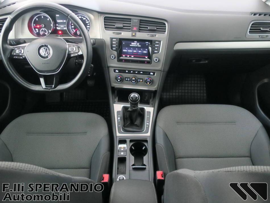 Volkswagen Golf 1.6TDI 5p. Comfortline Business BMT-Array