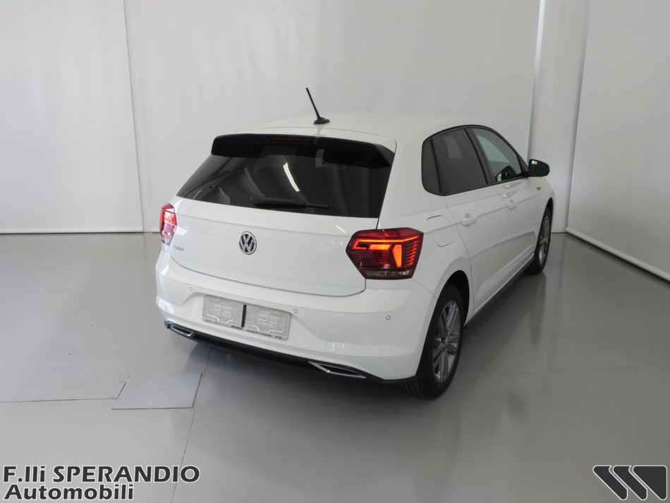 VOLKSWAGEN POLO 1.0TSI SPORT 95CV BMT-Array