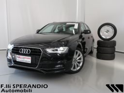 AUDI A4 AVANT 2.0TDI 120CV BUSINESS PLUS 01