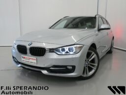 BMW 320D TOURING SPORT AUTOMATIC 184CV 01