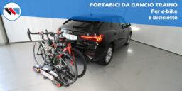 Portabici Motorizzato Per Ebike E Biciclette