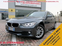 BMW 318d Touring Business automatico