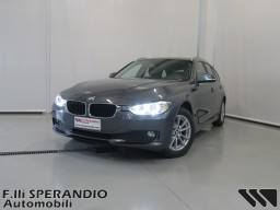 BMW 318d Touring Business Automatico 01