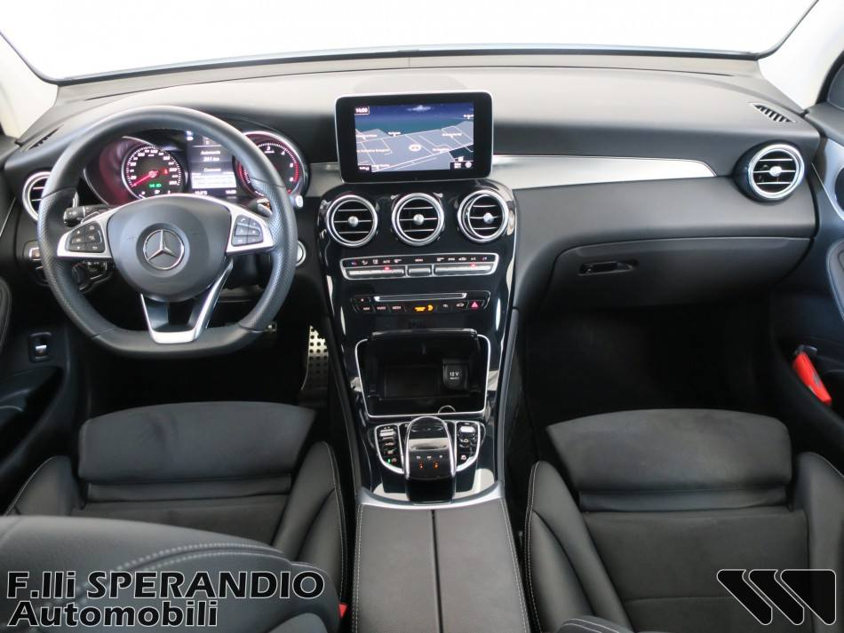 MERCEDES GLC 350 d 4Matic Premium-Array