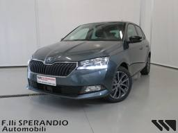 SKODA FABIA TWIN COLOR 1.0 MPI 75CV 01