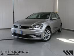 VOLKSWAGEN GOLF 1.6TDI BlueMotion Techology Business 115CV DSG 01