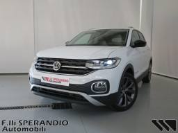 VOLKSWAGEN T CROSS 1.0TSI 115CV FIRST EDITION 01