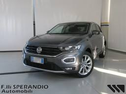 VOLKSWAGEN T Roc 2.0TDI BMT Advanced 150CV DSG 4MOTION 01